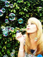 Bubbles by ostioperosis