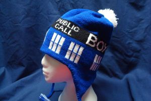 TARDIS hat by caljar