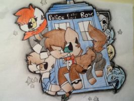 Doctor Whooves by DR-KiaM3dic