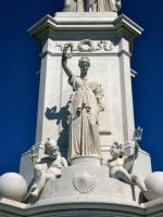 Nike, Neptune and Mars by 44NATHAN