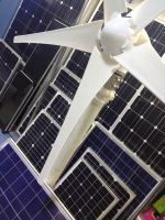 solar power wind turbine by Toash
