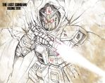 Rx-78-0v2 by RISING-METEOR