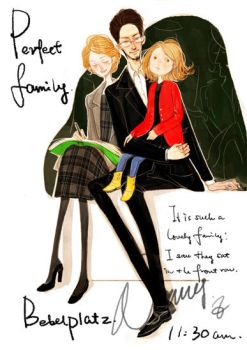 Perfect Family by nancy0039