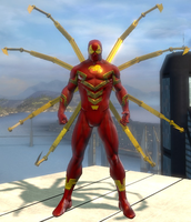 Iron Spider-Man (DC Universe Online) Updated by Macgyver75