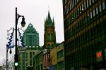 Downtown Montreal by Neioo