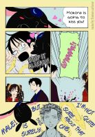 xxxholic doujin color by Forever-cat-lover