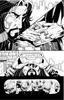 The Caine Chronicles PG2 Inked by TyndallsQuest