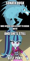 A Sonata Dusk Fanboy Comic Strip by SloththeChaos666
