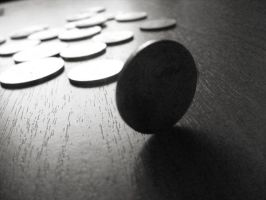The Lonely Cent by trimas