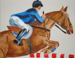 Show jumper by Teeno2007