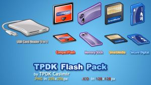 TPDK Flash Pack by TPDKCasimir
