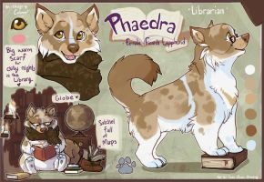Phaedra by Colonels-Corner