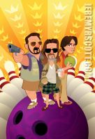 The Big Lebowski by jeremyrscott