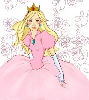 Princess Peach by Ratgirlstudios