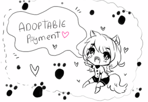 Adoptable Payment : CUSTOM 1000 by Ayuki-Shura-Nyan