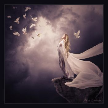 The Doves 1 by Grace-love-kindness