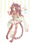 [03] Adoptable Auction [ closed ! ] by akiicchi