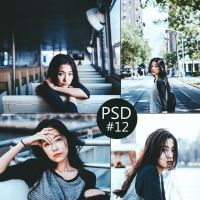 PSD CLR #12 by YenPhuong