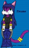 Tsume Blades Color by FallenFolf