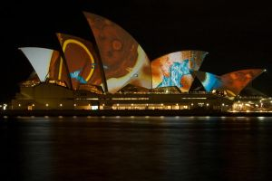 Painted Opera House by Enigma784