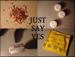 Just Say Yes by Itti