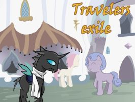 Travelers Exile by Desert-Sage