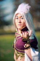Kuja - My Canary by SoCoPhDPepper