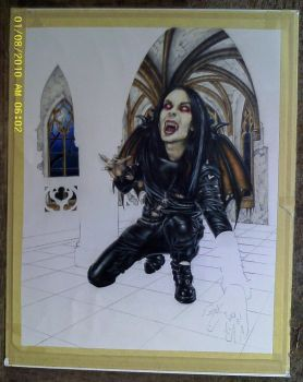 dani-filth-to-die-for by Michele-Fusco
