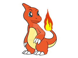 Pokedex Challenge #005 Charmeleon by washumow