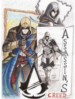 Assassin's Creed by Spizzina00