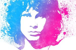 Jim Morrison by 13Ghouls