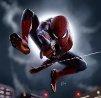 The Amazing Spiderman by Ignis-vitae