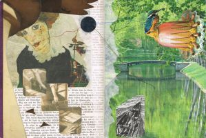 to live soundlessly by KatDiestel