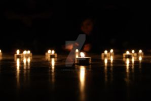 Candle light by jessienilo93