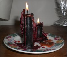 Candle Stock2 by MontageStock