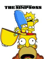 The Simpsons by forkeh