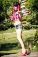 Poison - Street Fighter by FlorBcosplay