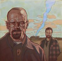 Breaking Bad by KR0NPR1NZ