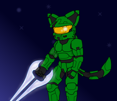 Spartan Furry Fox-00 by fox-pain