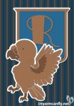 The Ravenclaw Eagle by myarmcanfly