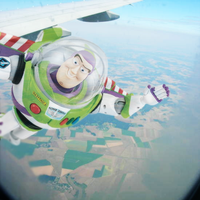 Toy Story - Buzz Lightyear saying hello! by iamZADDI
