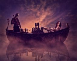 The Ferryman by jose86tf