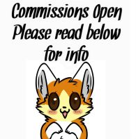 Commissions are Open by brittoniawhite