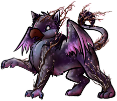 Griffin Offspring by TinTans