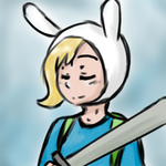 Adventure Time - Fionna by Pyracanthii