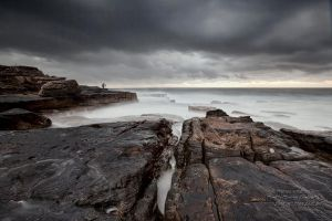 In Perspective at Maroubra by FireflyPhotosAust