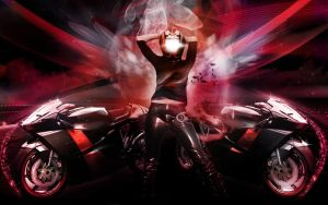 Biker Wallpaper Pack by p0rkytso
