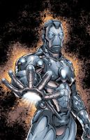 Iron Man: War Machine by DashMartin