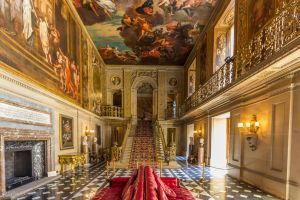 Chatsworth House - Painted Room 1 by LordMajestros