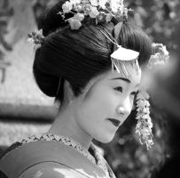geisha by gwnn